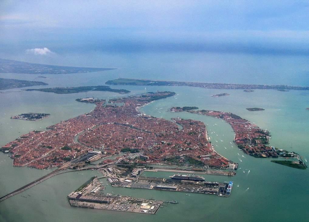 Venise et les les de la lagune photo passion christian butel - Les jardins de la lagune oualidia sylvie ...