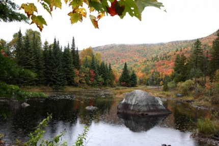 Séjour Québec 2009