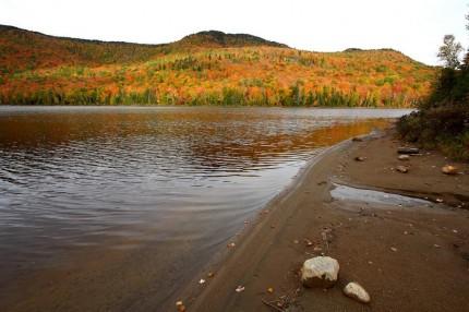 Lac Legau ( Québec)