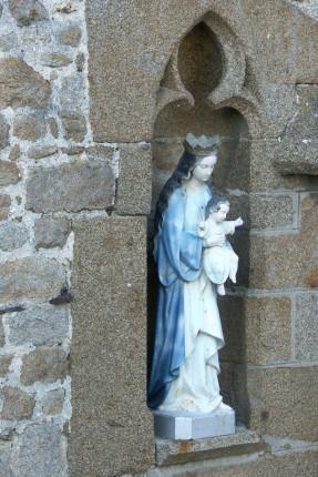 Vierge du Mont Saint Michel