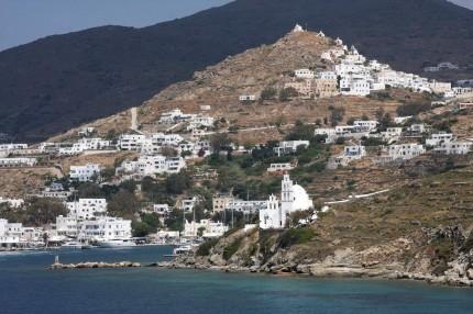 Ile de Siros (Cyclades)