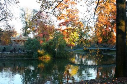 L'automne au jardin public 11