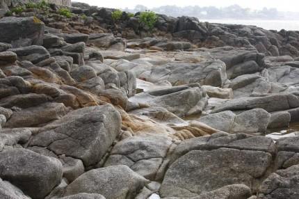 Entrée du golfe du Morbihan-
