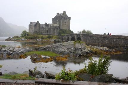 Lochailort -Chateau Eilean Donan