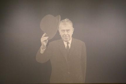 Chapeau Mr. Magritte