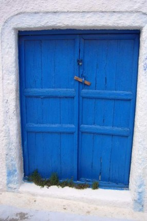 Porte d'Akrotiri (Santorin)