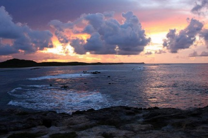 Pointe des chateaux (Guadeloupe)