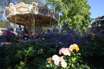 Jardin Public à Bordeaux