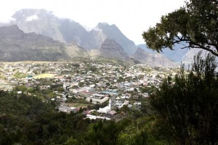 Cilaos ( ile de la Réunion)