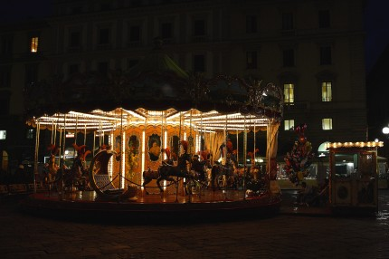 Carrousel à Florence