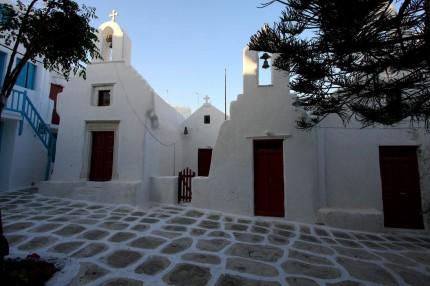Chapelles de Mikonos
