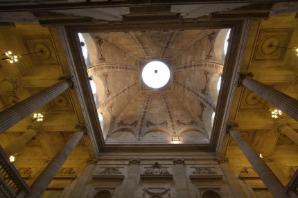 Dôme du grand théâtre de Bordeaux