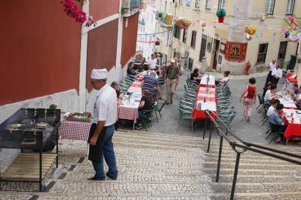 Ah la fameuse sardine portugaise