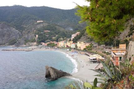 plage de Monterosso