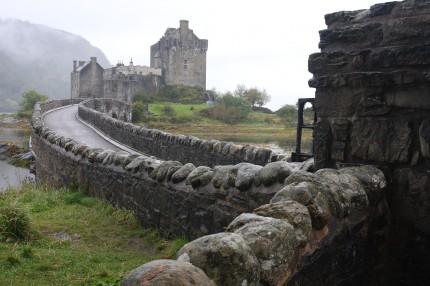 Chateau Eilean Donan