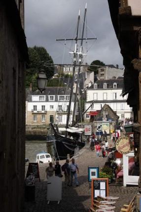 Port d'Auray  (Morbihan)