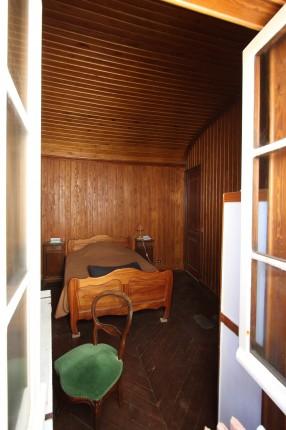 Chambre d'un gardien