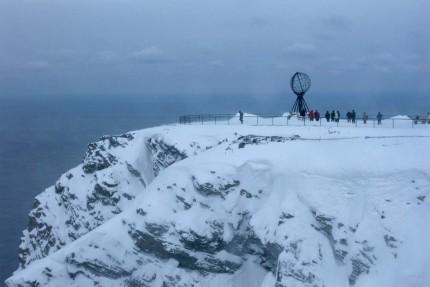 Le Cap Nord (Norvège)