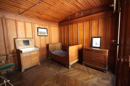 Chambre de l'officier ingénieur