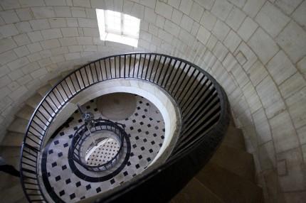 5 ème étage la salle des lampes