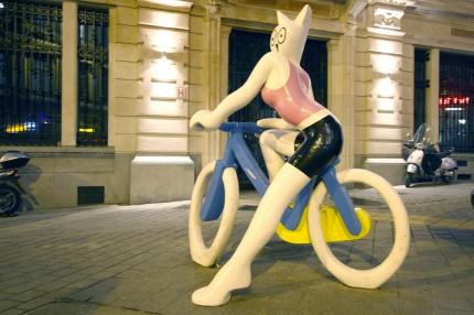 Bruxelles et ses personnages de BD