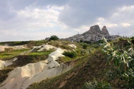 Village de Cappadoce (Turquie)