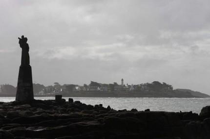 La vierge à l'enfant (Golfe du Morbihan)