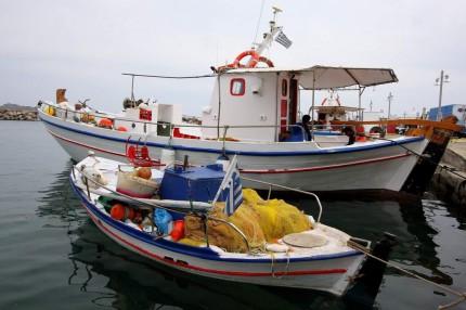 Pêcheurs de Oia